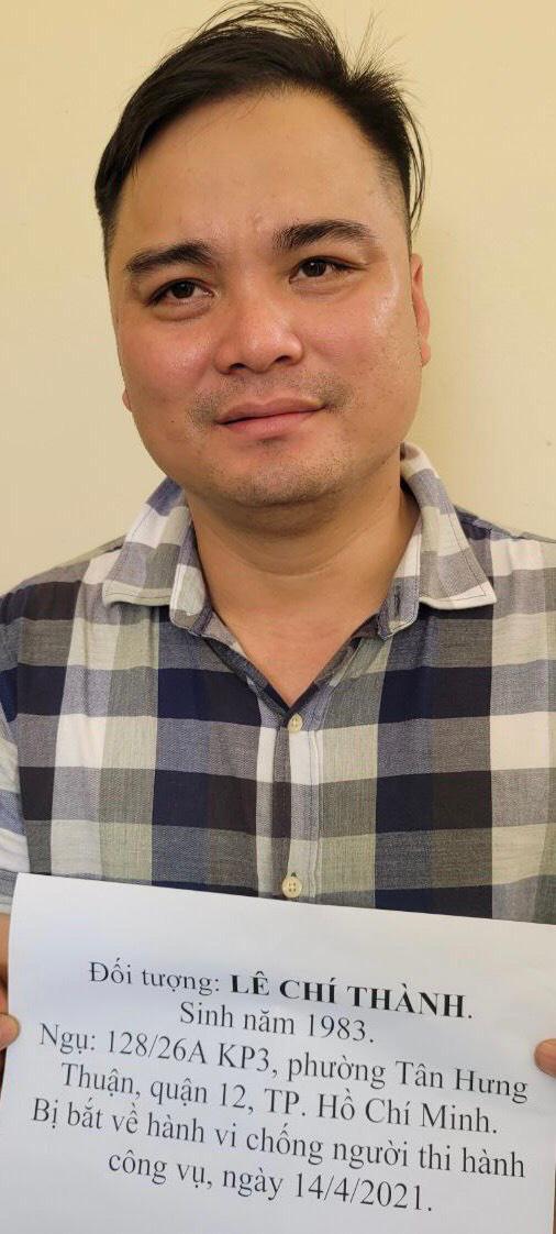 """Vì sao Công an TP Thủ Đức khởi tố, bắt giam Lê Chí Thành, người đăng tải video """"giám sát CSGT làm việc"""" - Ảnh 1."""