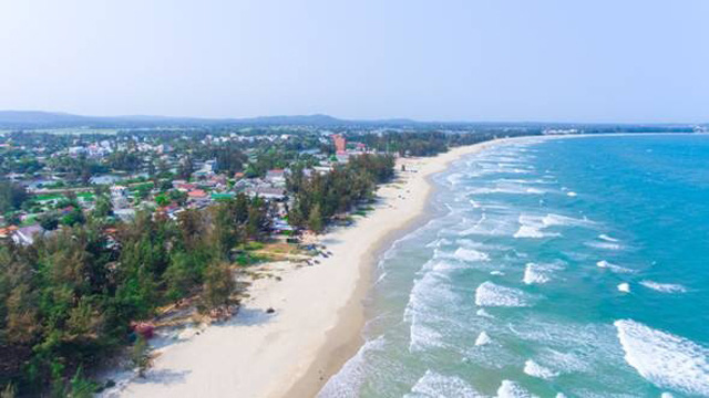 """Quảng Ngãi: Bãi biển ông chủ """"IEC Quảng Ngãi"""" làm dự án 824 tỷ nhìn thế nào?  - Ảnh 5."""