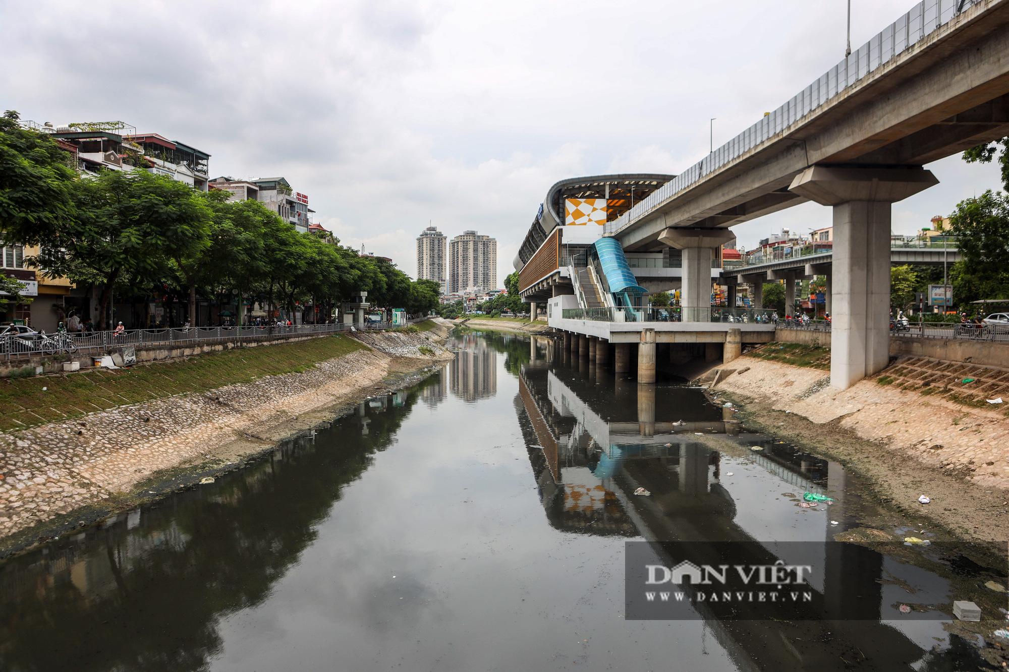 Điểm mặt những con sông ô nhiễm có tiếng ở Hà Nội - Ảnh 1.