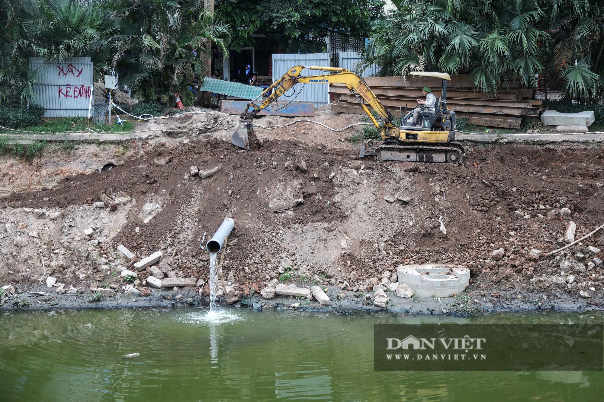 Điểm mặt những con sông ô nhiễm có tiếng ở Hà Nội - Ảnh 5.
