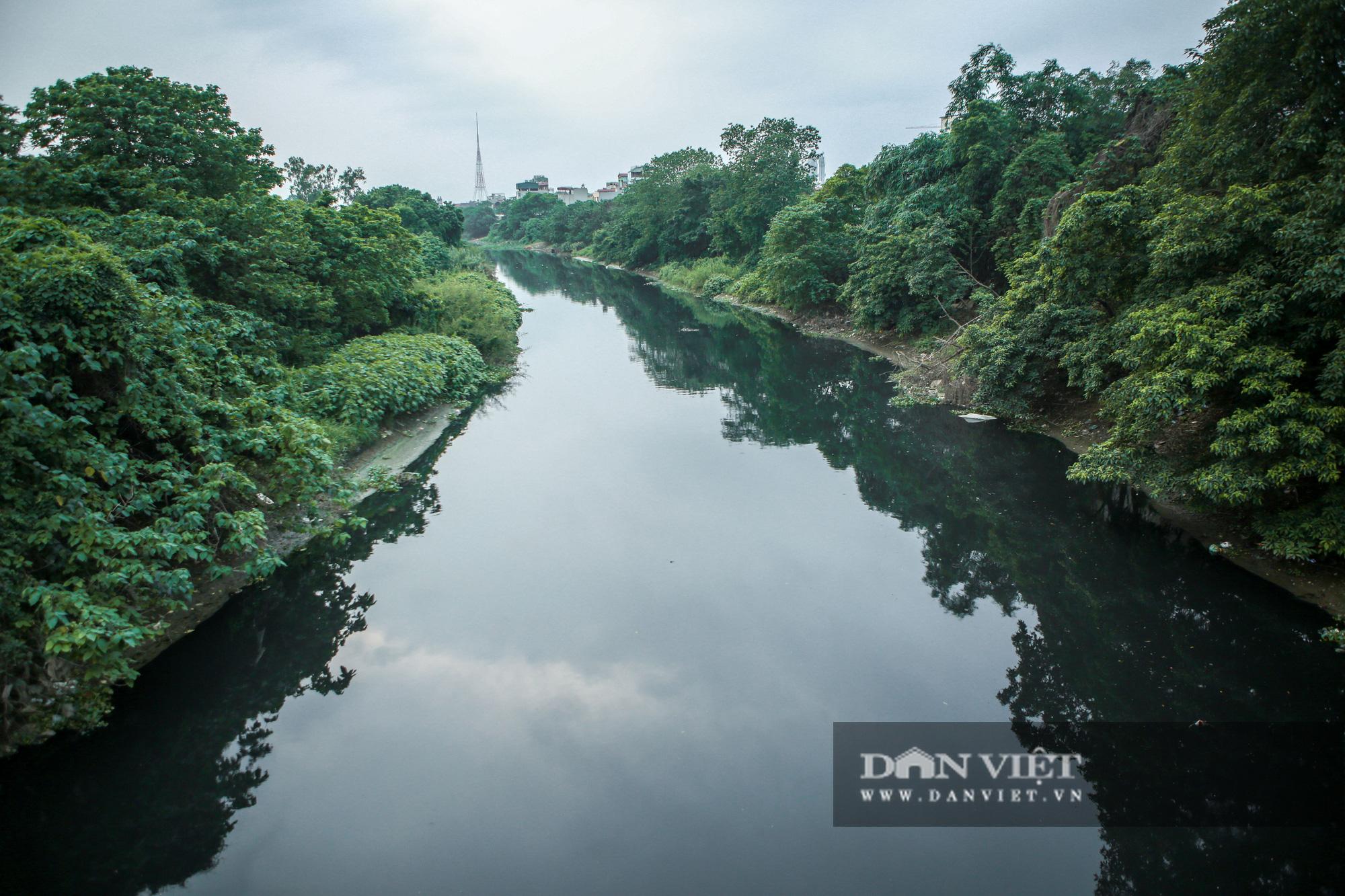 Điểm mặt những con sông ô nhiễm có tiếng ở Hà Nội - Ảnh 6.