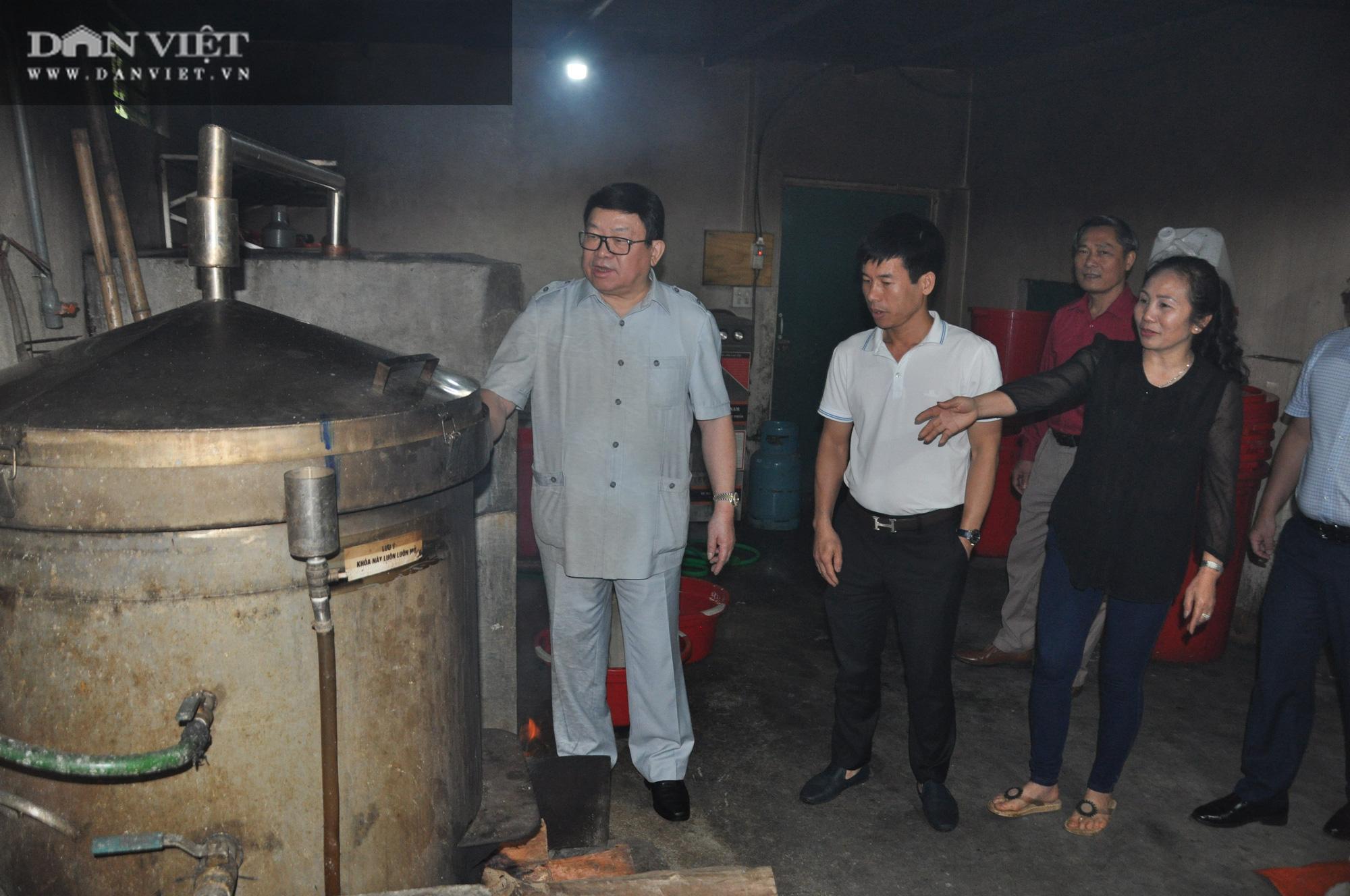 Đại trang trại cá quý tộc trên Cổng Trời mới được Chủ tịch Hội Nông dân Việt Nam đến thăm có gì đặc biệt? - Ảnh 6.