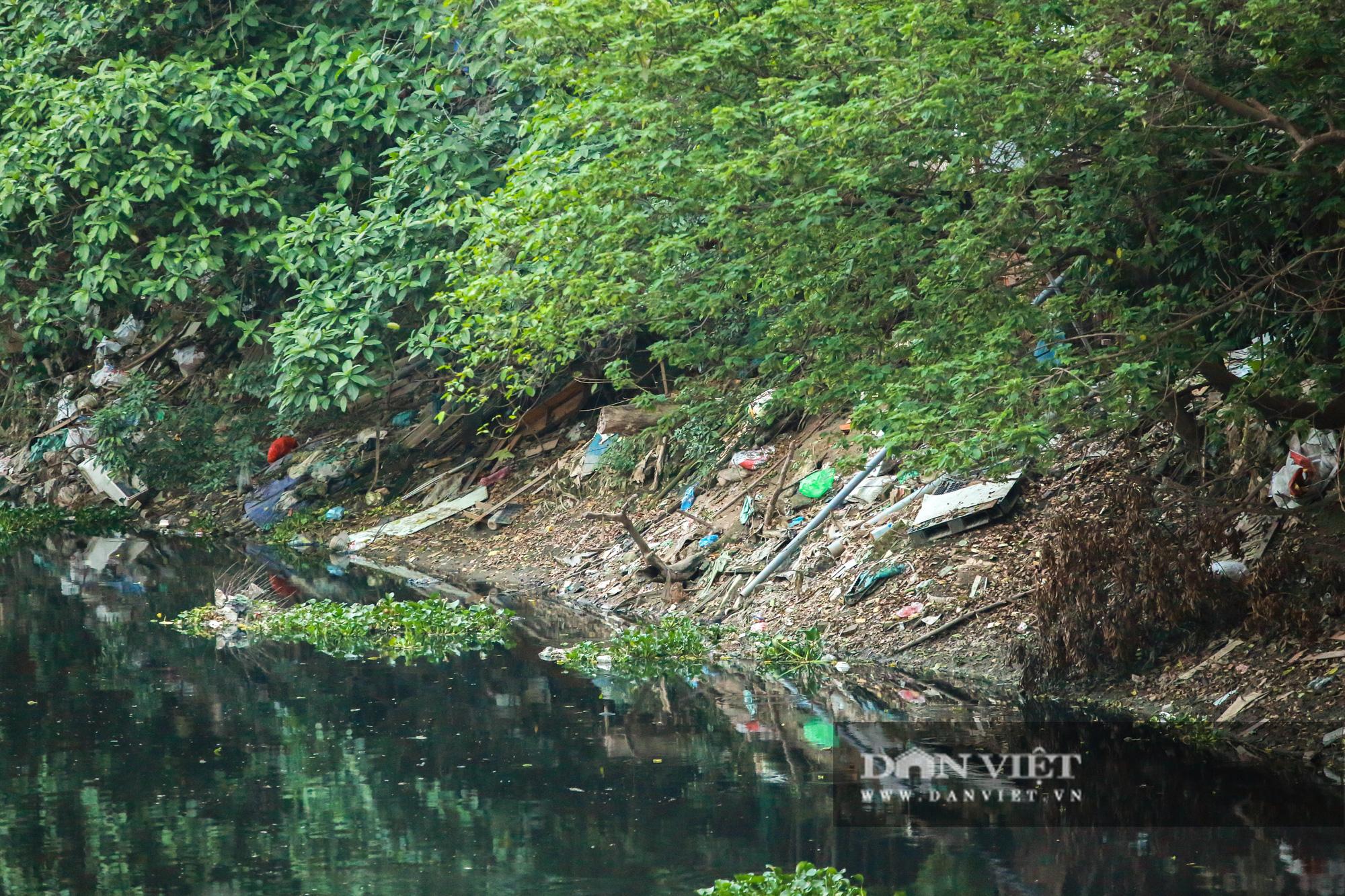 Điểm mặt những con sông ô nhiễm có tiếng ở Hà Nội - Ảnh 7.