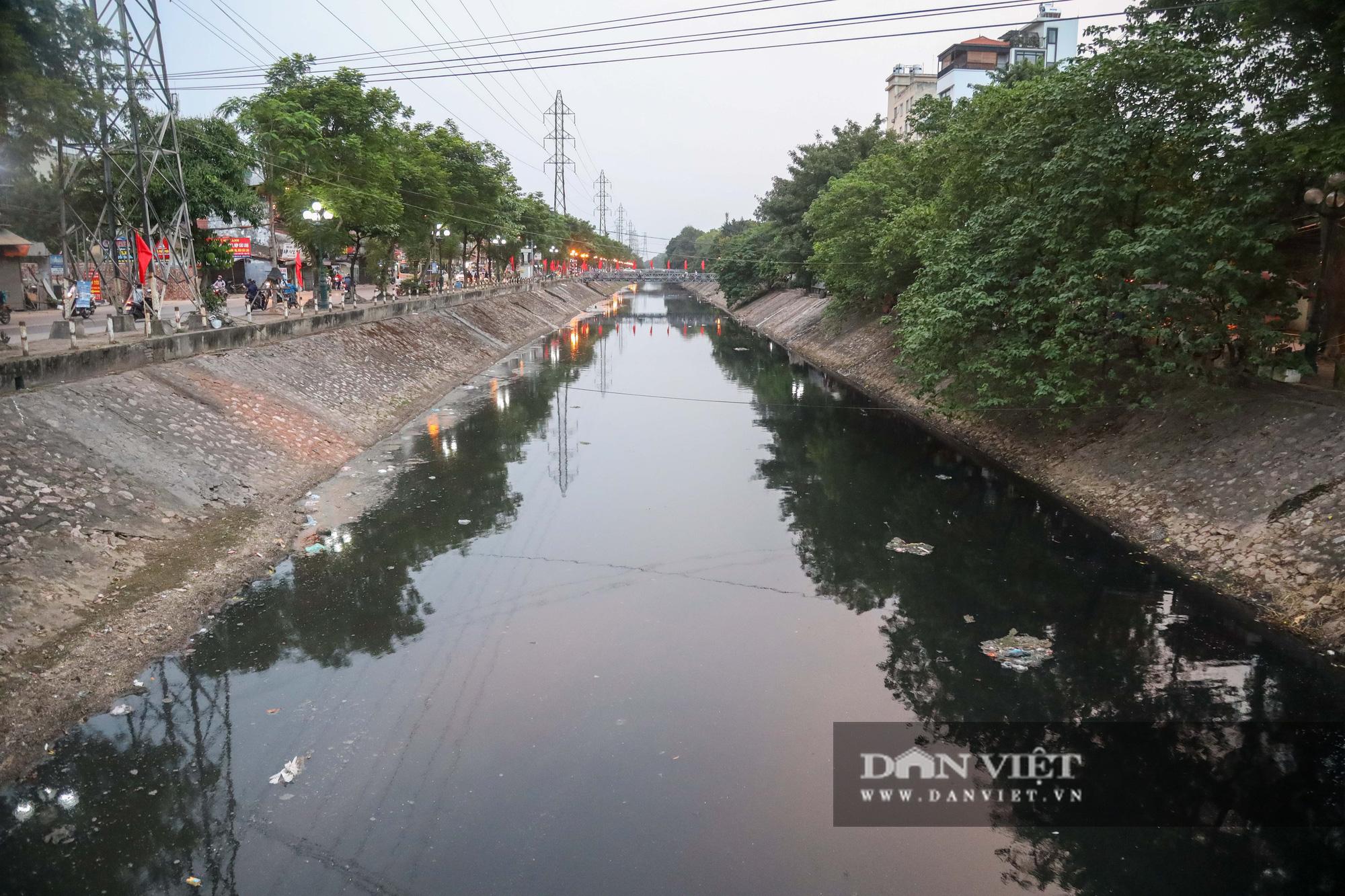 Điểm mặt những con sông ô nhiễm có tiếng ở Hà Nội - Ảnh 10.