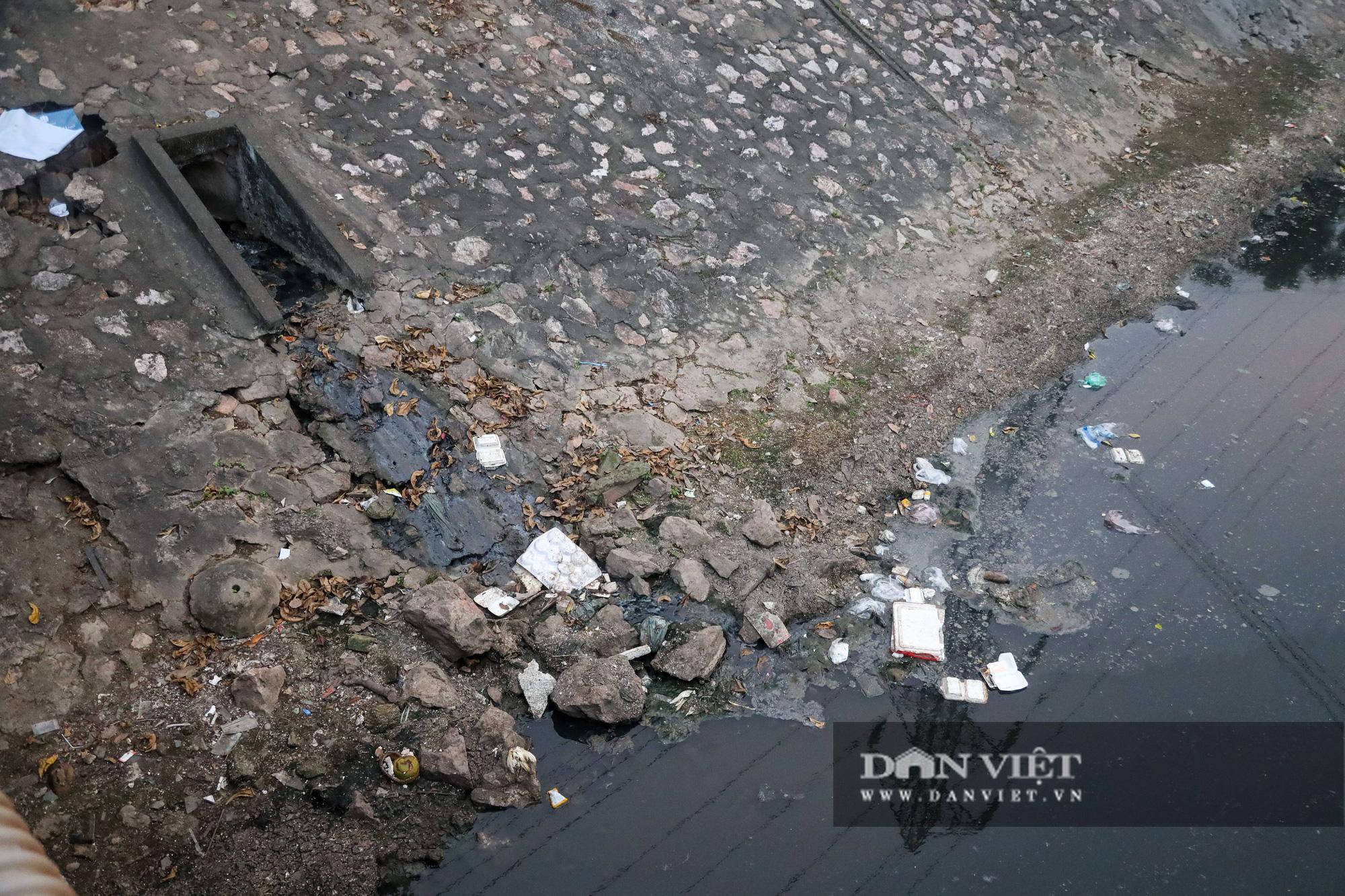 Điểm mặt những con sông ô nhiễm có tiếng ở Hà Nội - Ảnh 11.