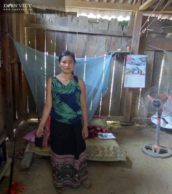 Nghệ An: Nghị lực vượt khó của cô học trò nghèo có bố mẹ đều mắc bệnh về thần kinh - Ảnh 1.