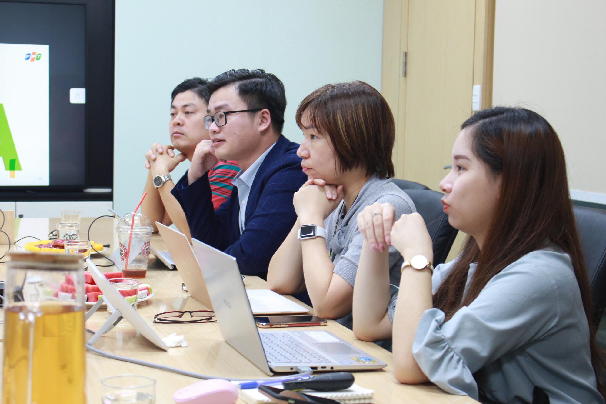 FSOFT hợp tác với iSMART Edtech đào tạo tiếng Anh cho nhân viên theo chuẩn TOEIC - Ảnh 2.