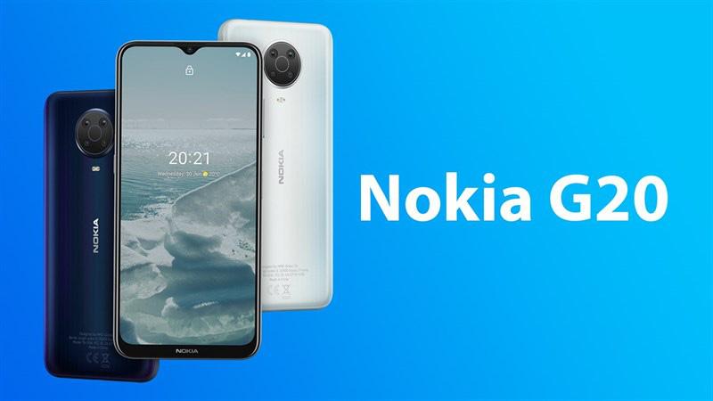 Điện thoại Nokia G30 lộ diện, pin dùng vài ngày, giá rẻ bất ngờ - Ảnh 1.