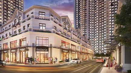 Mở bán tòa căn hộ dịch vụ đầu tiên tại Vinhomes Smart City  - Ảnh 1.