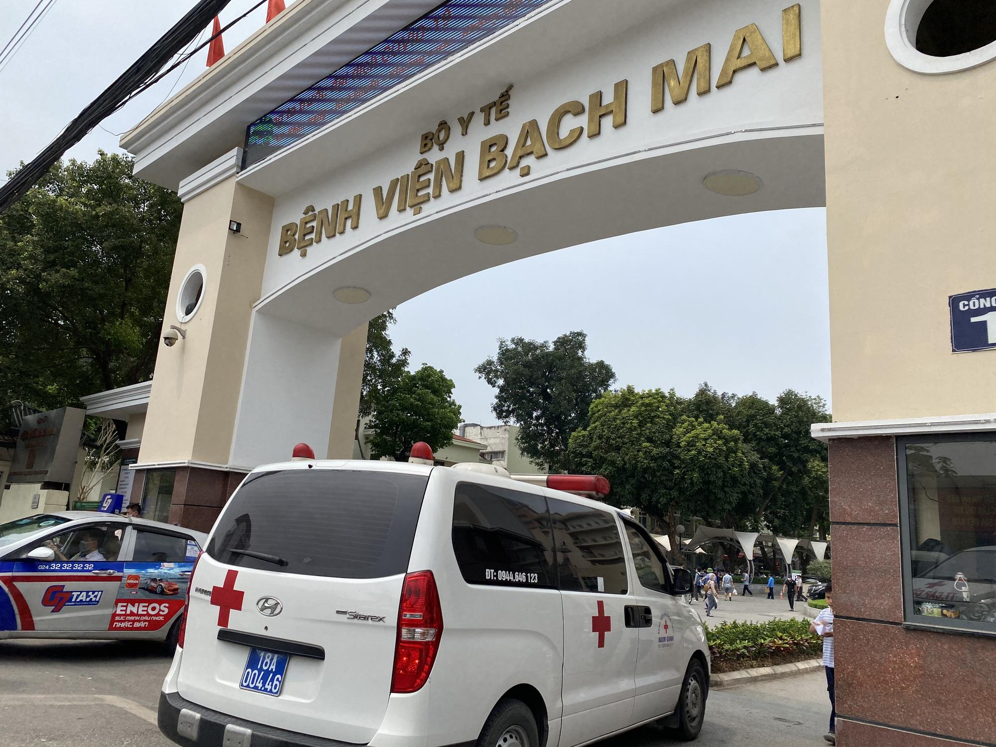 """Lãnh đạo Bệnh viện Bạch Mai: """"Không có mất mát hy sinh nào mà không có kết quả"""" - Ảnh 4."""