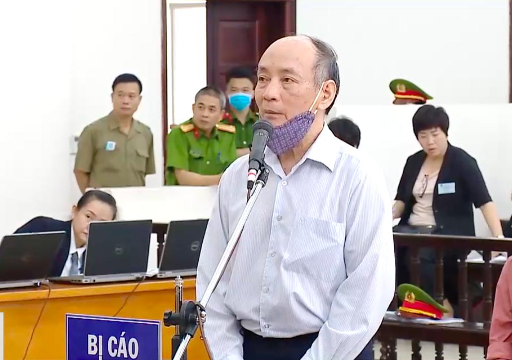 Bị cáo 72 tuổi lĩnh 9,5 năm tù, bồi thường 130 tỷ vụ Gang thép Thái Nguyên - Ảnh 1.