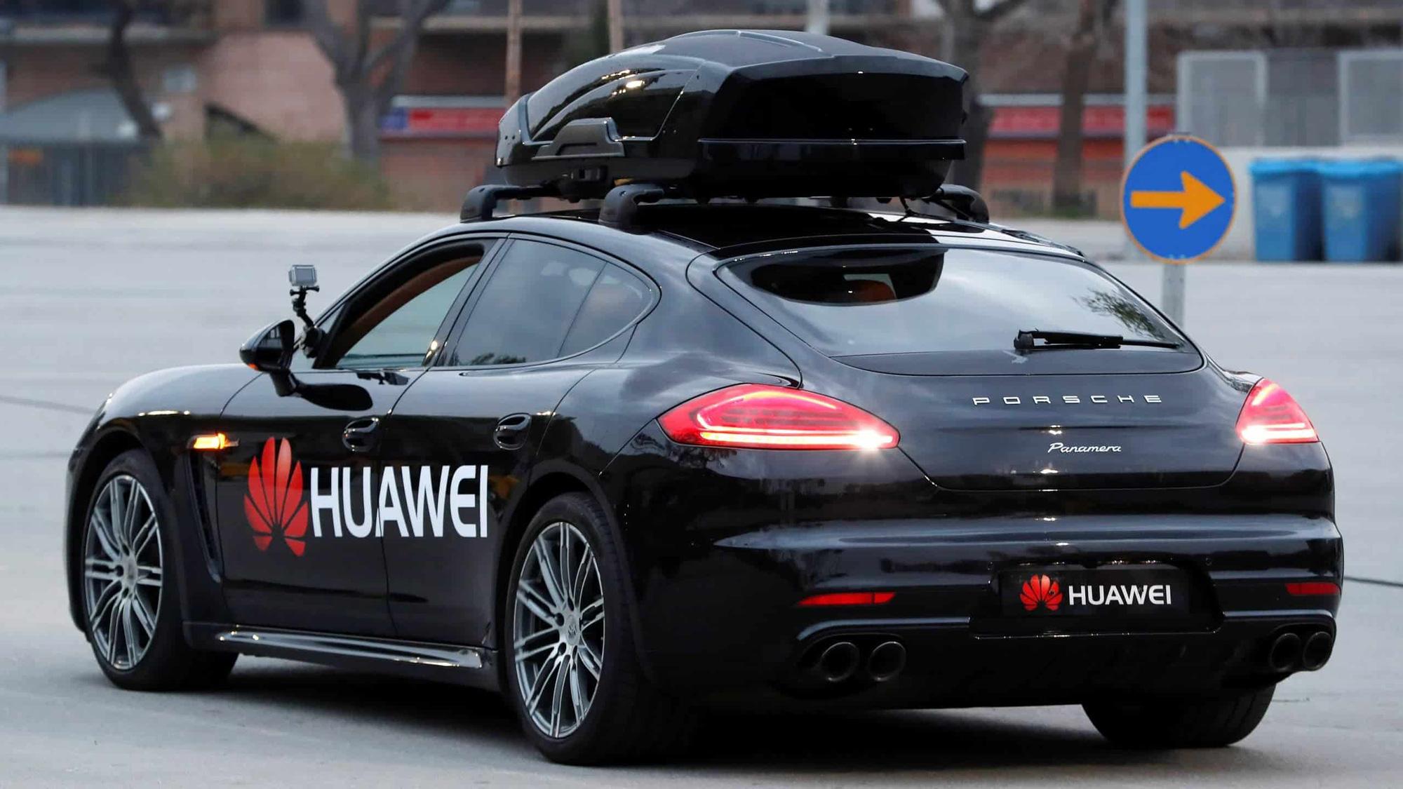 Ảnh: @Huawei.