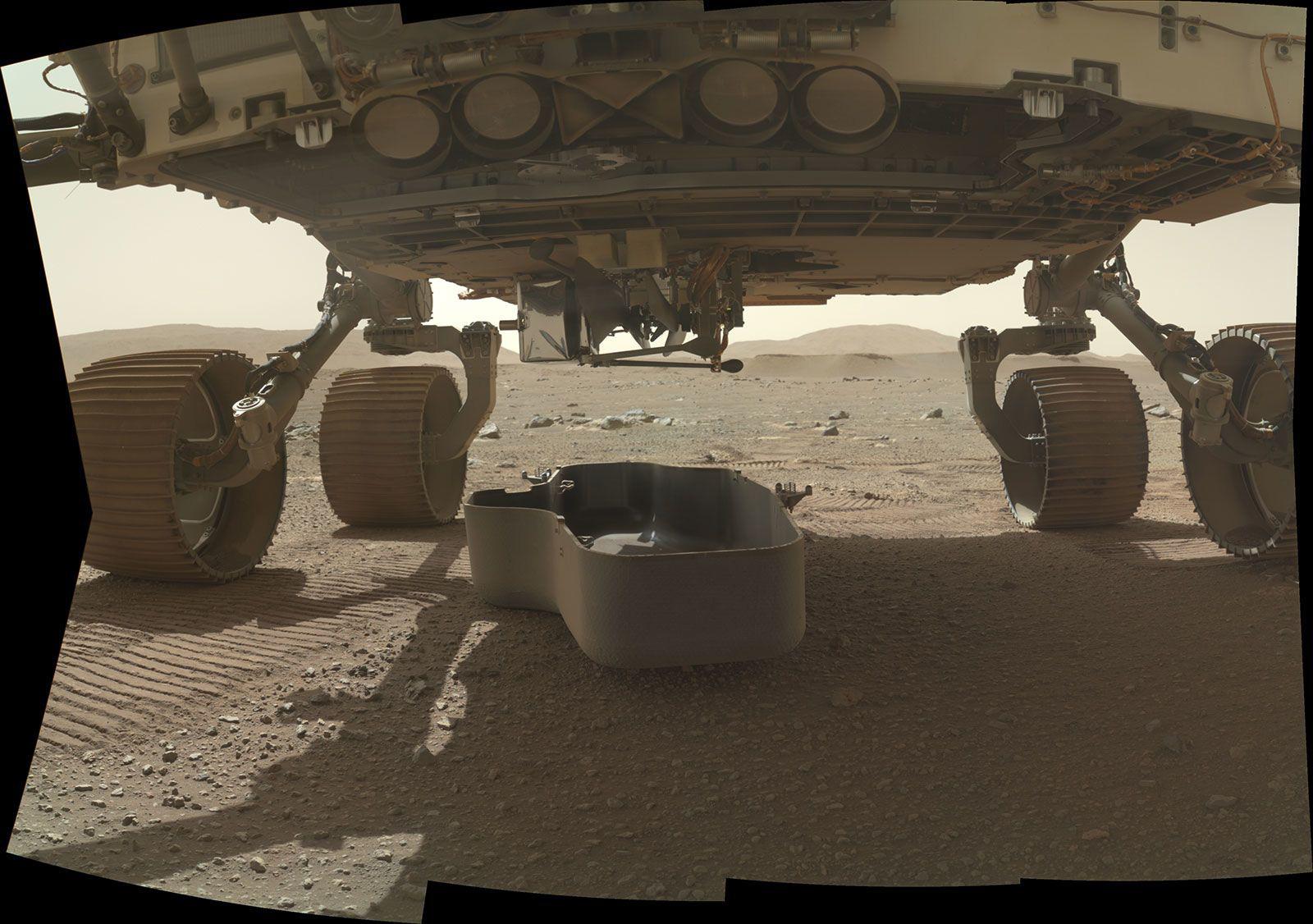 NASA công bố những hình ảnh mới nhất tại sao Hỏa - Ảnh 5.