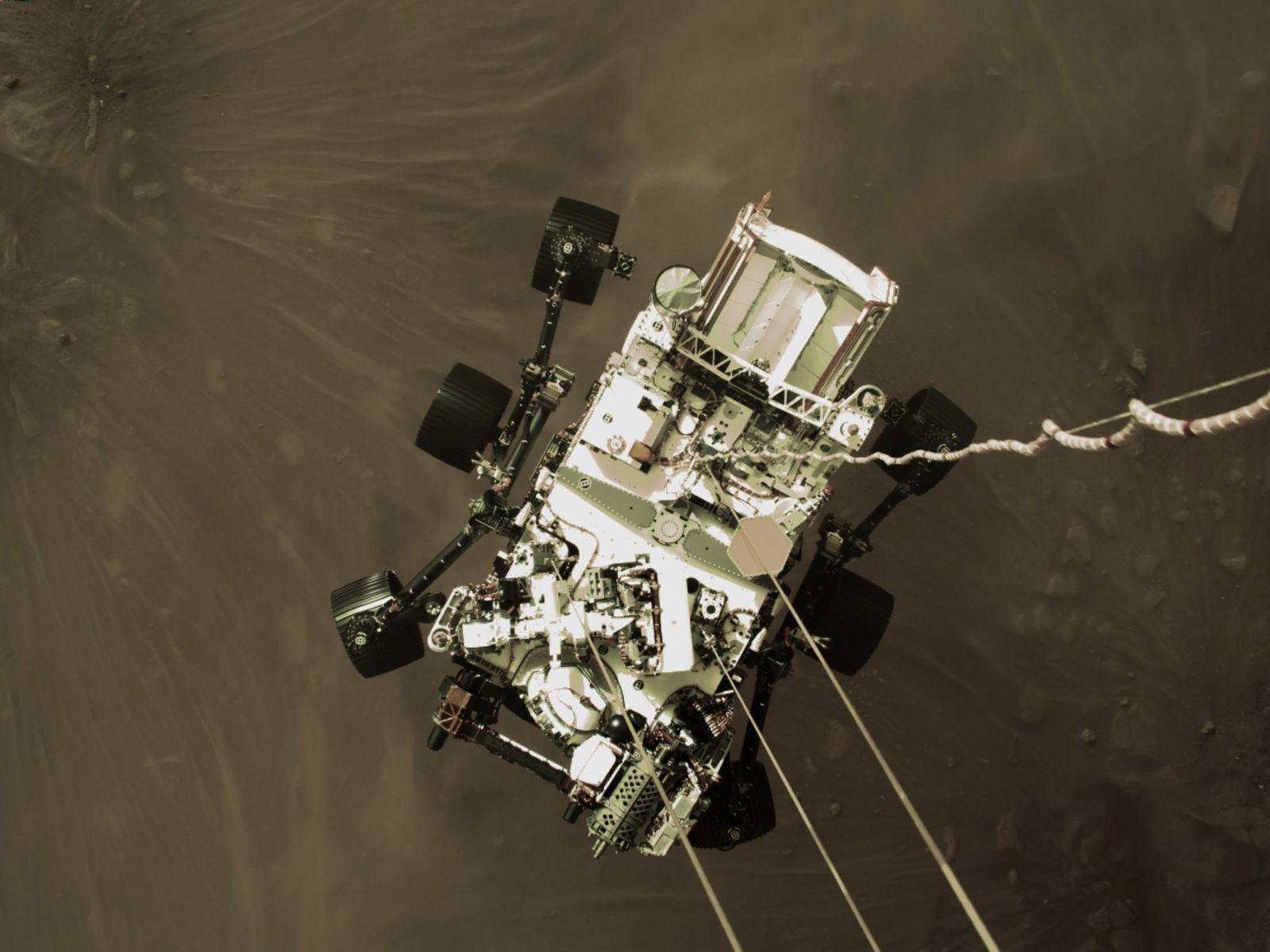 NASA công bố những hình ảnh mới nhất tại sao Hỏa - Ảnh 4.