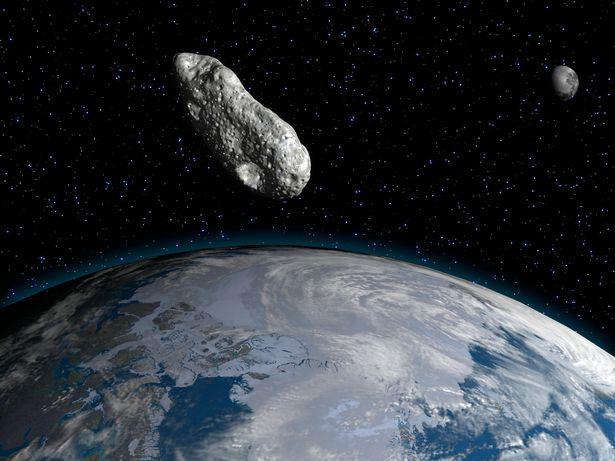 Tiểu hành tinh khổng lồ dài 70m, tốc độ 40.000mph sẽ tới Trái đất trong tuần này - Ảnh 1.