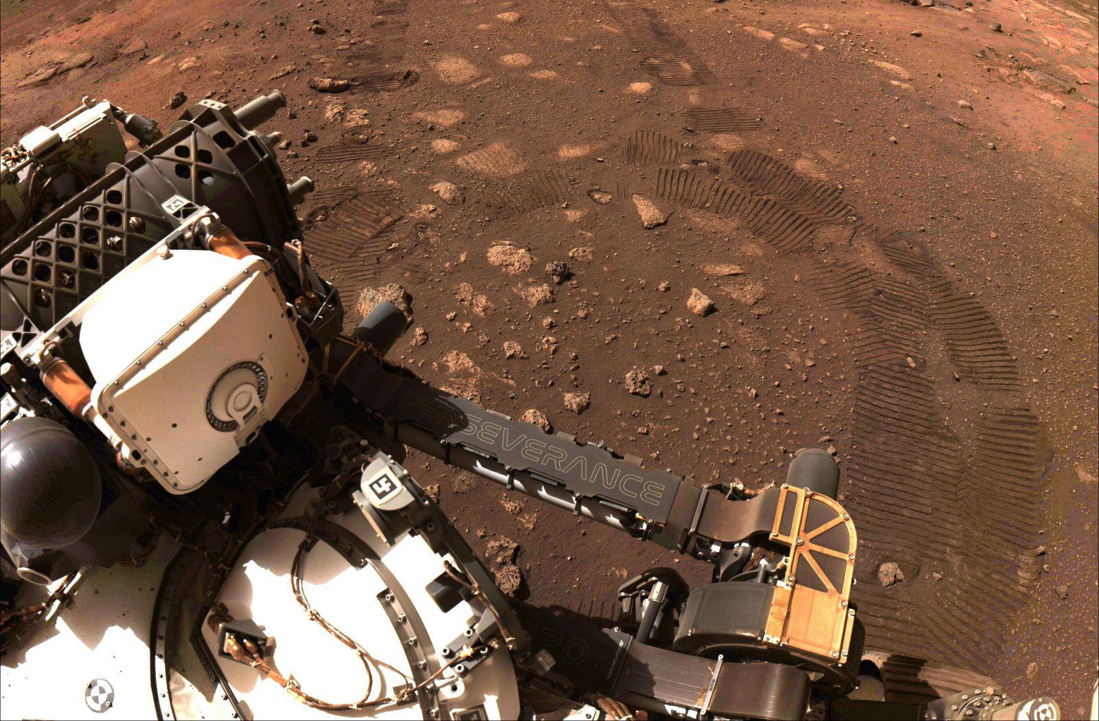 NASA công bố những hình ảnh mới nhất tại sao Hỏa - Ảnh 11.
