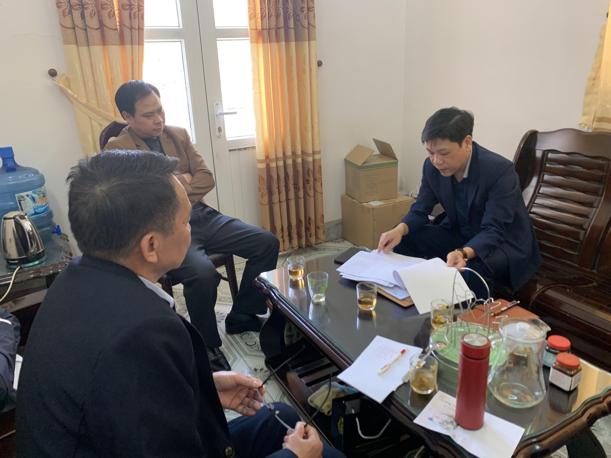 Lai Châu: Tài sản của nguyên Trưởng phòng GDDT Mường Tè tăng bất thường? - Ảnh 6.