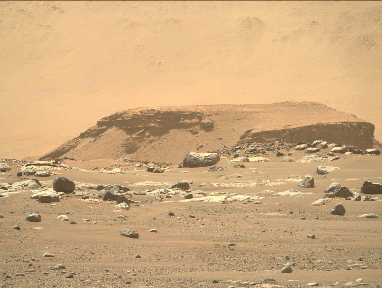 NASA công bố những hình ảnh mới nhất tại sao Hỏa - Ảnh 12.