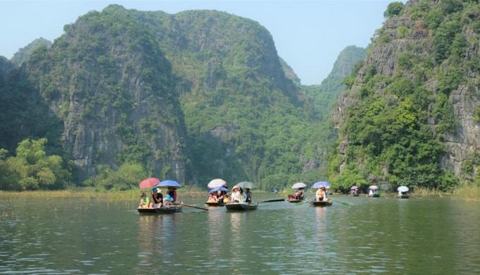 Tham vọng của ngành du lịch Ninh Bình - Ảnh 3.