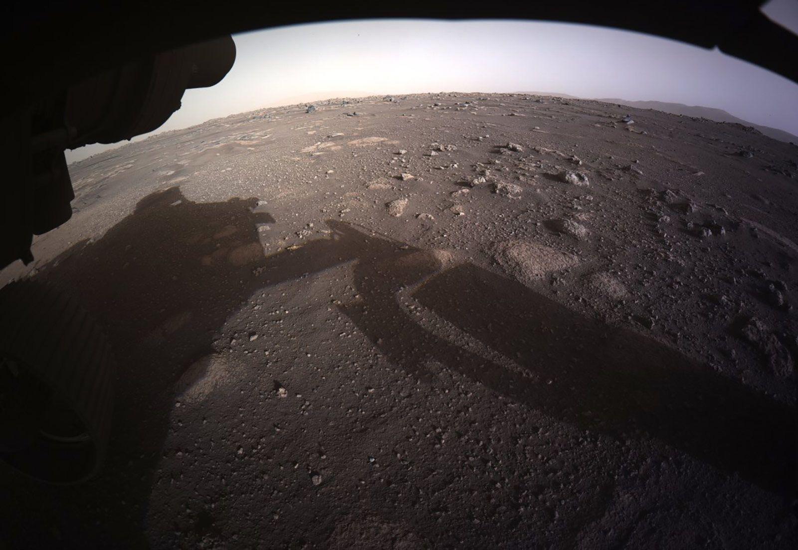 NASA công bố những hình ảnh mới nhất tại sao Hỏa - Ảnh 10.