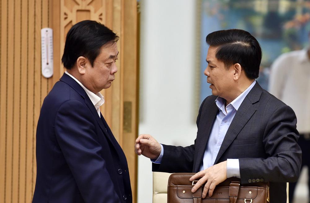 Phiên họp Chính phủ đầu tiên do Thủ tướng Phạm Minh Chính chủ trì - Ảnh 6.