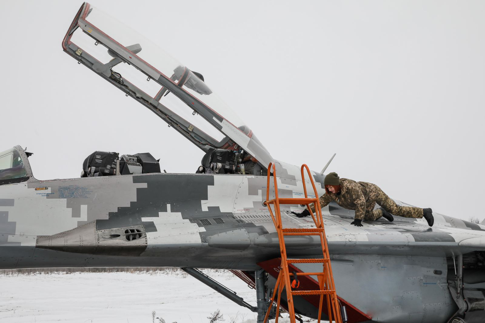 Sức mạnh của Không quân Ukraine liệu có đủ để đối phó Nga? - Ảnh 5.