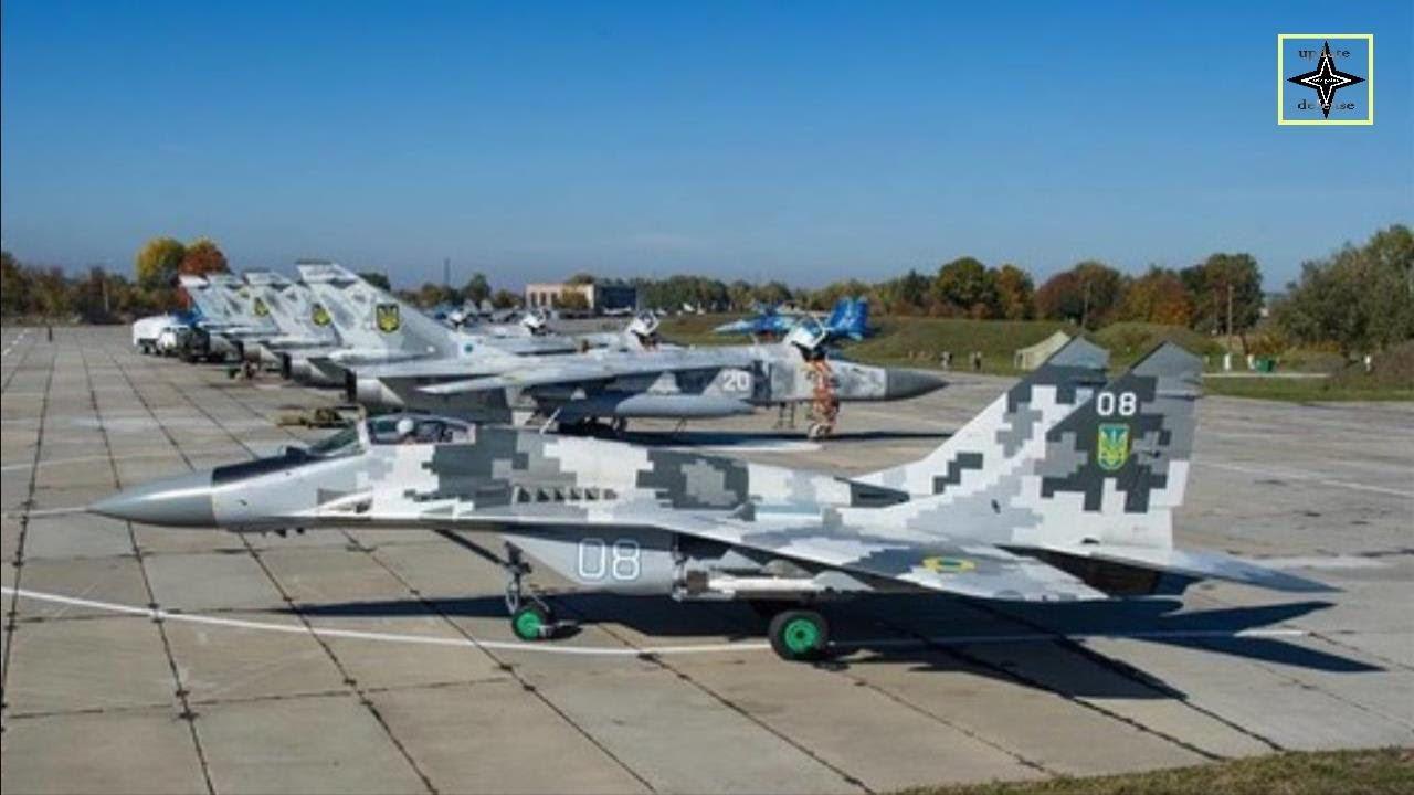 Sức mạnh của Không quân Ukraine liệu có đủ để đối phó Nga? - Ảnh 7.