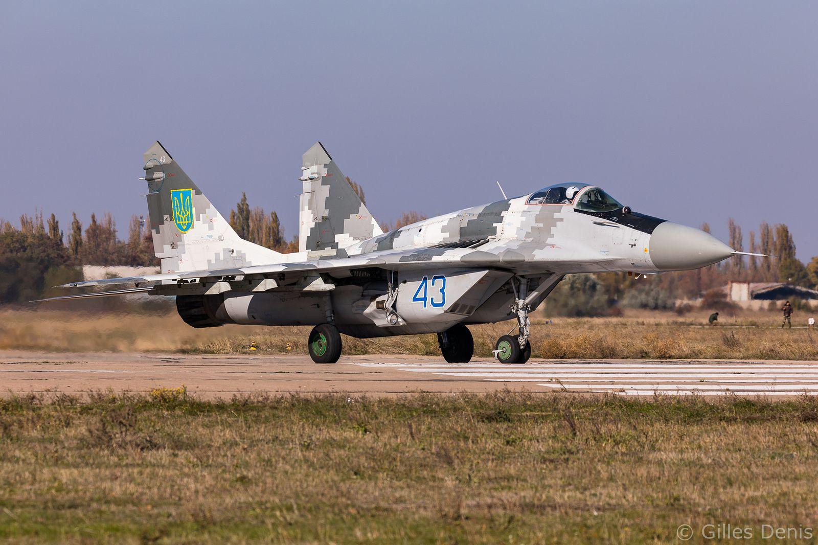 Sức mạnh của Không quân Ukraine liệu có đủ để đối phó Nga? - Ảnh 16.