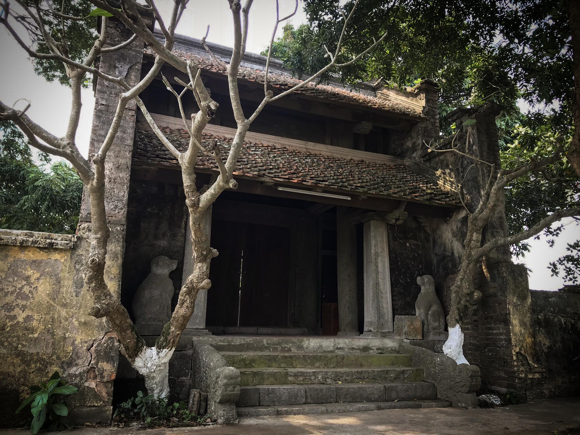 Đền đá Phú Đa: Nét kiến trúc độc đáo tồn tại hơn 300 năm lịch sử - Ảnh 4.