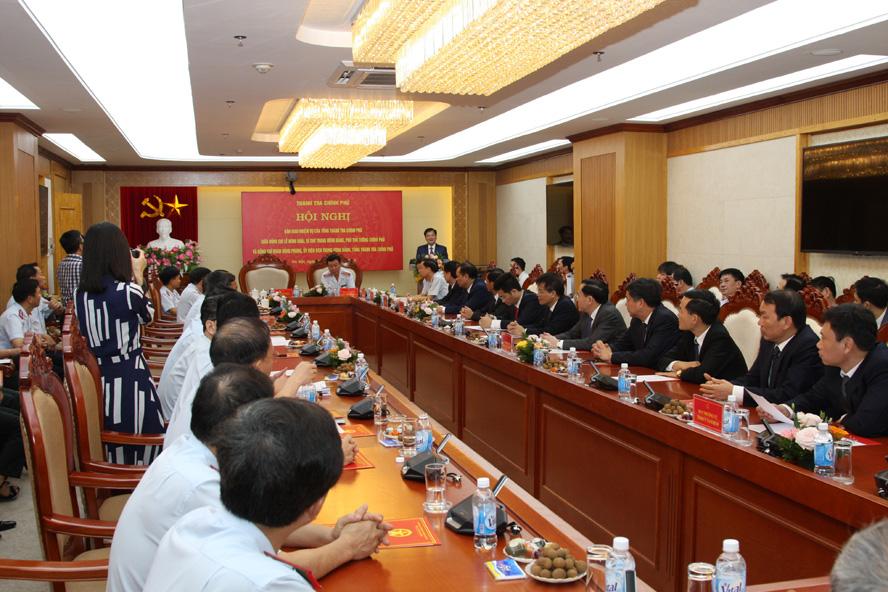 Bí thư Tỉnh ủy Đoàn Hồng Phong nói gì trong buổi đầu nhận nhiệm vụ Tổng Thanh tra Chính phủ? - Ảnh 1.