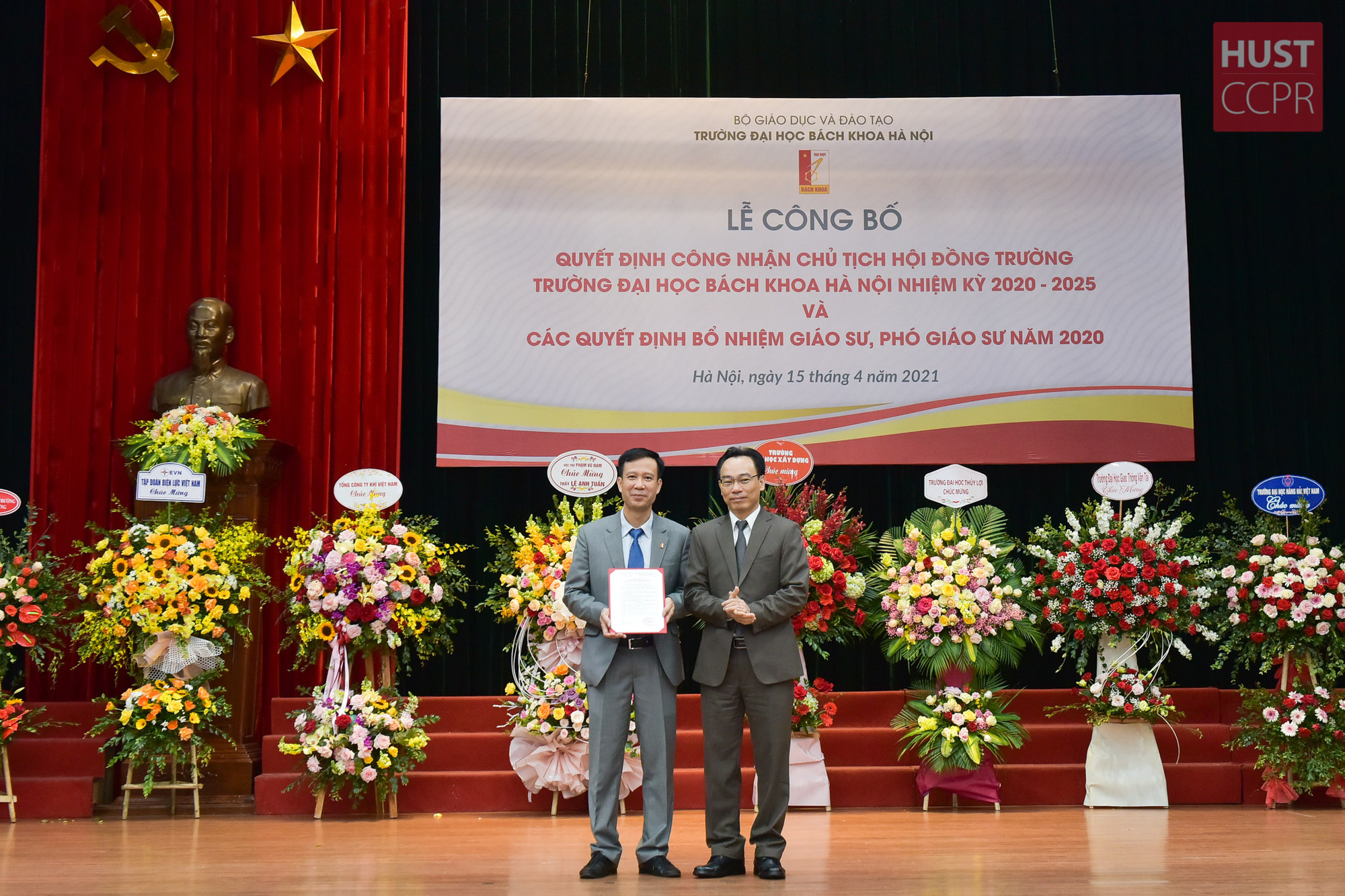 Chân dung, học vấn tân Chủ tịch Hội đồng trường ĐH Bách khoa Hà Nội 46 tuổi - Ảnh 1.