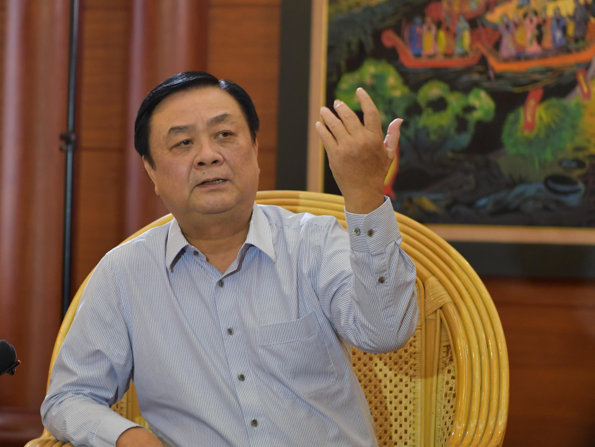 Bộ trưởng Lê Minh Hoan:  - Ảnh 1.