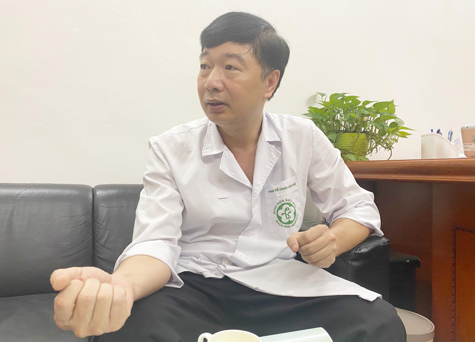 """Tiến sĩ rời BV Bạch Mai được trả mức lương """"khủng"""" tiết lộ lý do nghỉ việc có phải vì thu nhập? - Ảnh 4."""