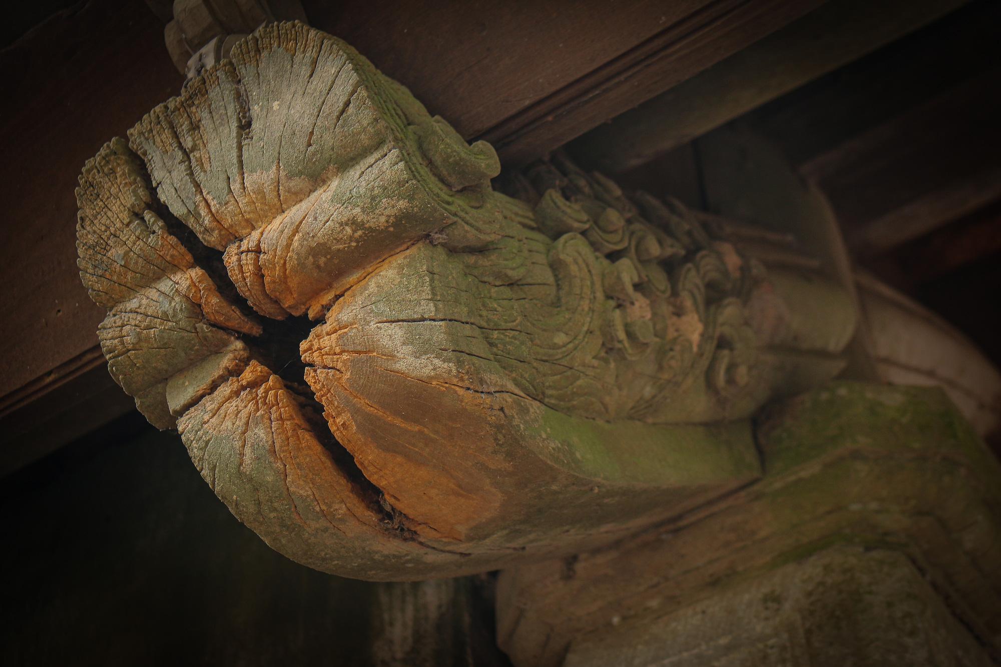 Đền đá Phú Đa: Nét kiến trúc độc đáo tồn tại hơn 300 năm lịch sử - Ảnh 13.