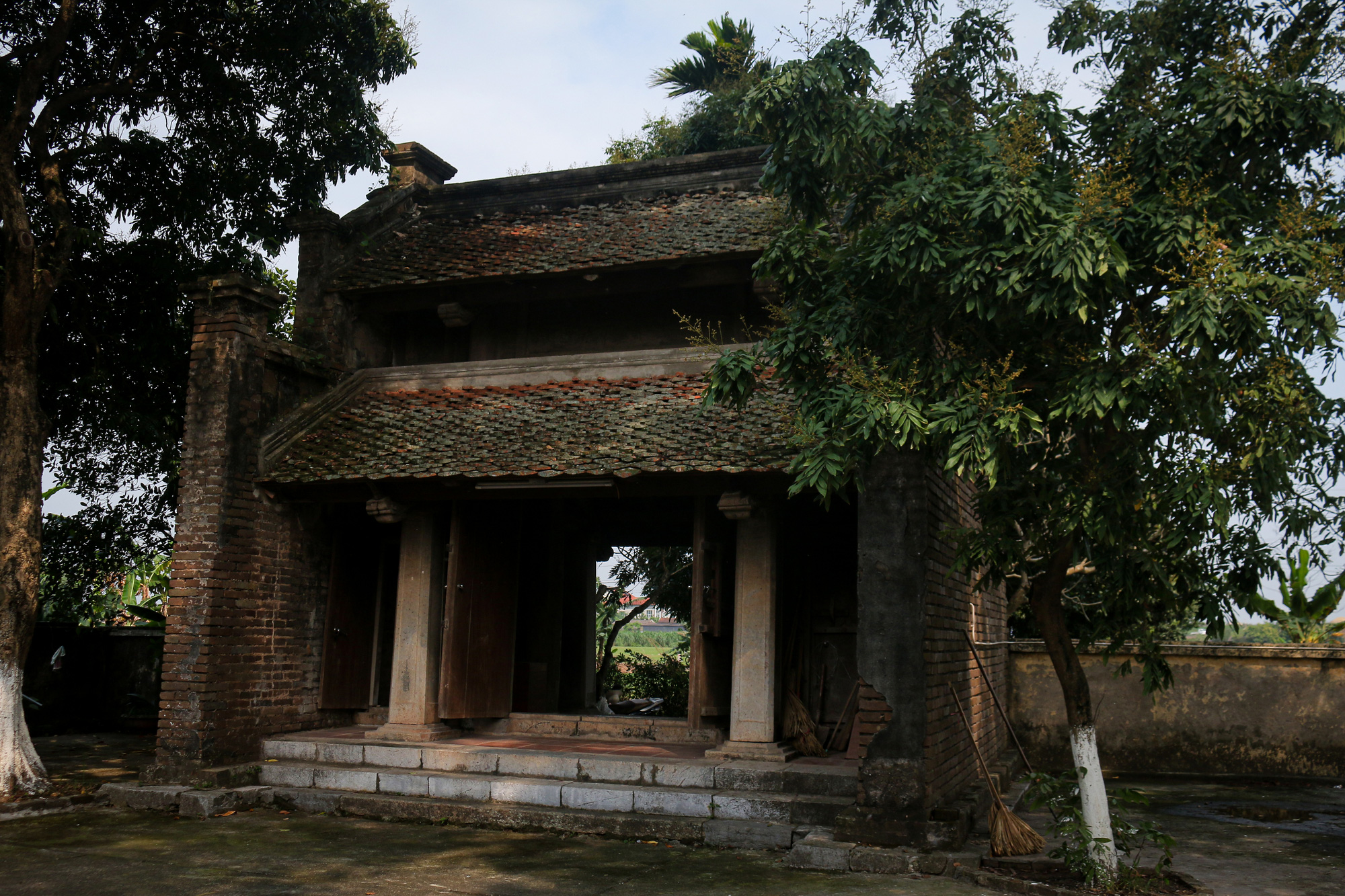 Đền đá Phú Đa: Nét kiến trúc độc đáo tồn tại hơn 300 năm lịch sử - Ảnh 6.