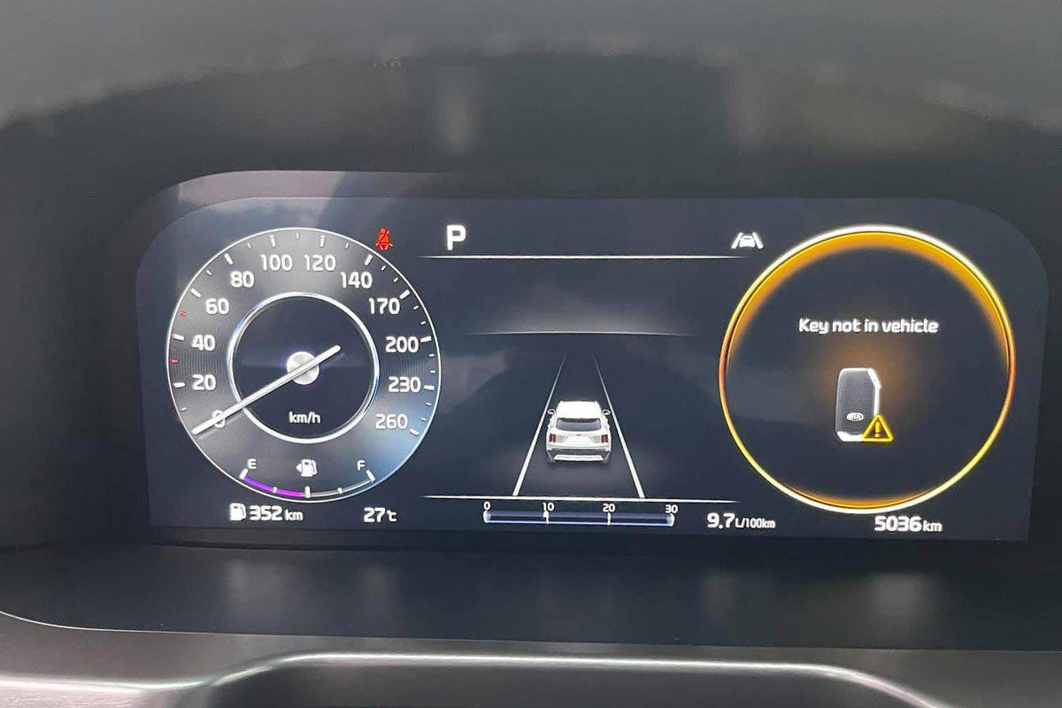 Hàng loạt xe Kia Sorento 2021 mới chạy vài nghìn km đã rao bán ngỡ ngàng - Ảnh 4.