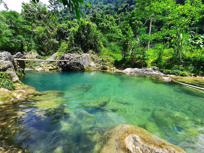 Yên Bái: Nậm Chắn - trải nghiệm tắm tiên và thưởng thức cá suối - Ảnh 3.