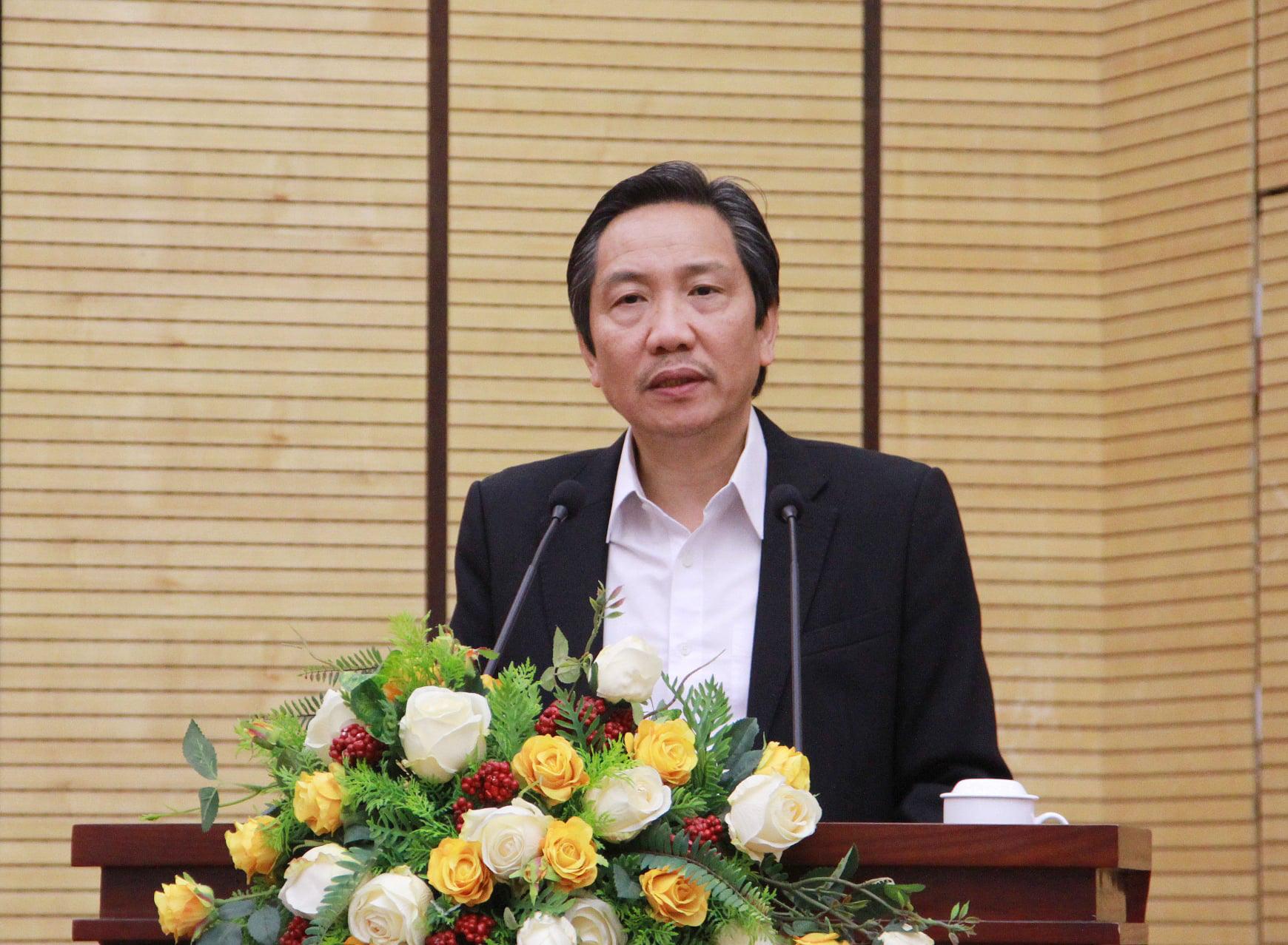 Thứ trưởng Bộ Nội vụ nói về việc Hà Nội tổ chức chính quyền đô thị khác với Đà Nẵng và TP.HCM - Ảnh 2.
