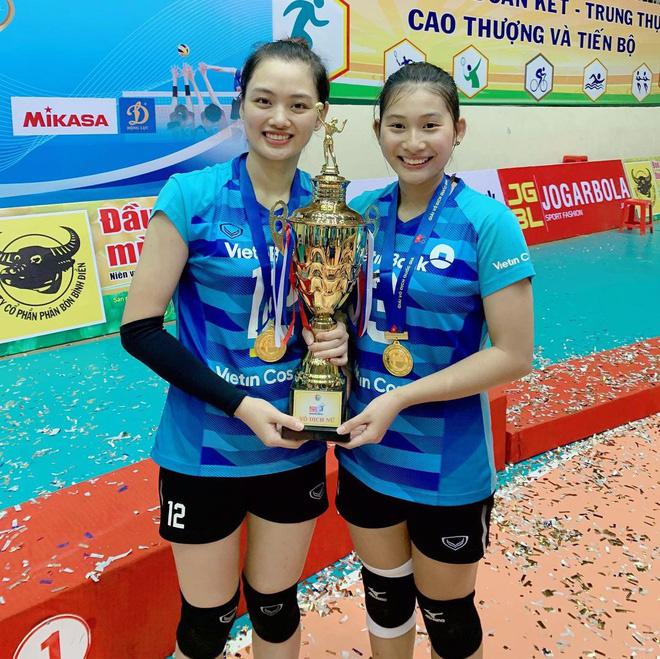 Hoa khôi bóng chuyền Việt Nam cao 1,74 m được báo chí thế giới khen ngợi - Ảnh 2.