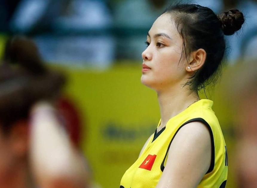 Hoa khôi bóng chuyền Việt Nam cao 1,74 m được báo chí thế giới khen ngợi - Ảnh 3.