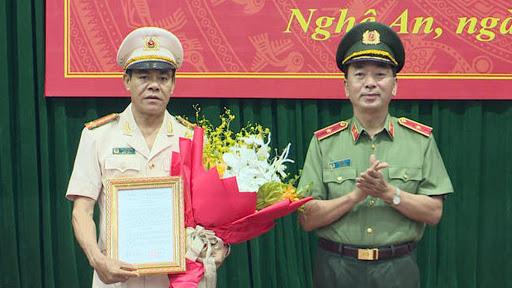 Giám đốc Công an tỉnh Nghệ An được điều động làm Phó Bí thư Tỉnh ủy Hà Tĩnh   - Ảnh 1.