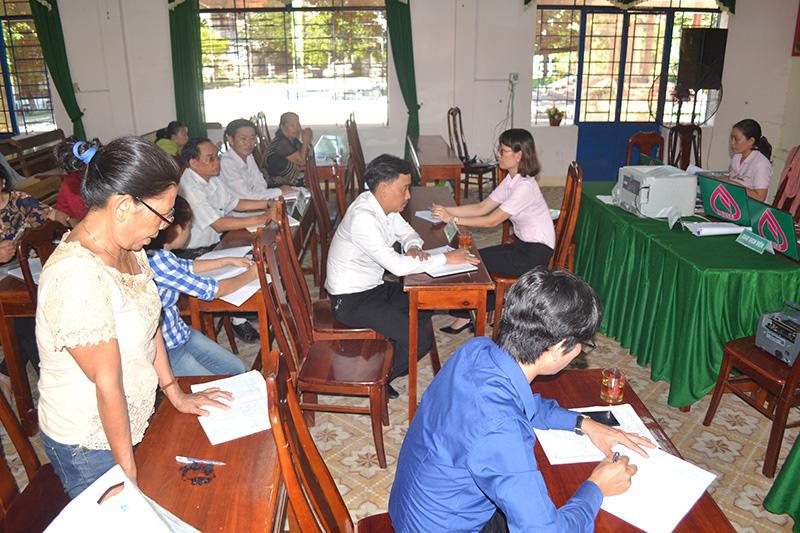 Quảng Nam: Tín dụng chính sách giúp người dân vững vàng phát triển kinh tế xã hội - Ảnh 1.