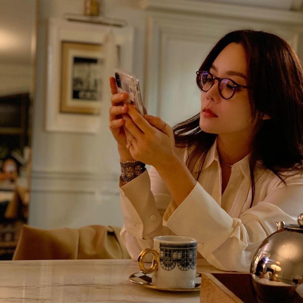 """Chae Rim của """"Tình yêu trong sáng"""": Phụ nữ đẹp nhất khi không thuộc về ai! - Ảnh 11."""
