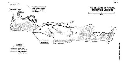 Vì sao Adolf Hitler cấm thuộc hạ triển khai lính dù đánh chiếm các đảo? - Ảnh 2.