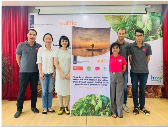 Hà Lan hỗ trợ Việt Nam dự án phát triển ngành ươm giống và thích ứng với biến đổi khí hậu cho nông nghiệp ĐBSCL - Ảnh 1.