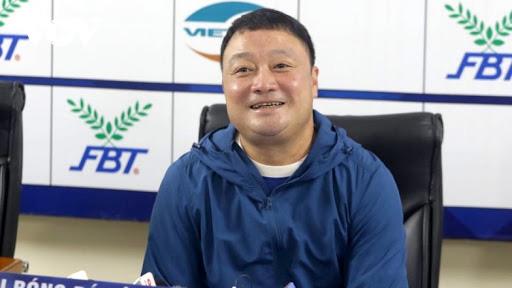 HLV Trương Việt Hoàng khẳng định không quan tâm kết quả trận đấu tâm điểm vòng 10 V.League 2021 giữa HAGL - Hà Nội FC.
