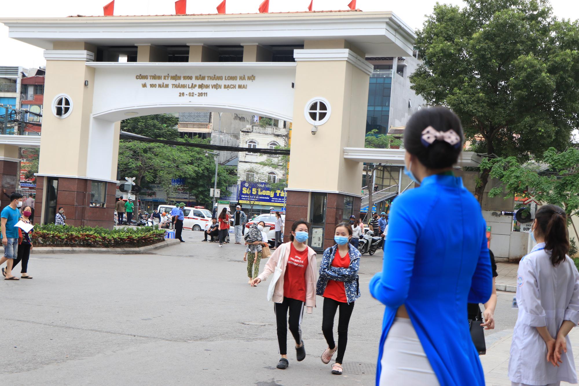 """Phó giám đốc Bệnh viện Bạch Mai: """"Sẽ dần triệt tiêu thu nhập không đúng, những nhóm lợi ích"""" - Ảnh 1."""
