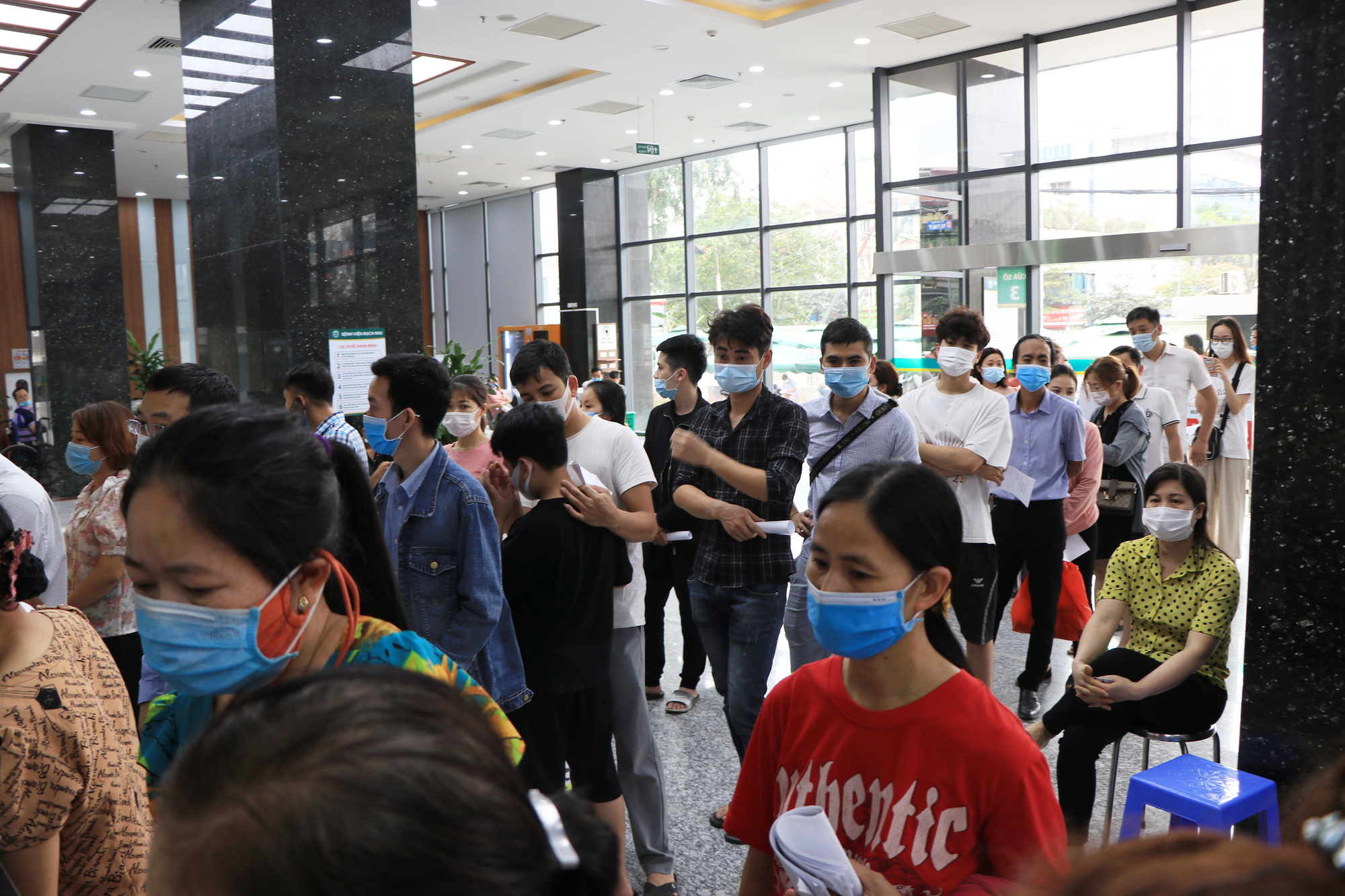 """Phó giám đốc Bệnh viện Bạch Mai: """"Sẽ dần triệt tiêu thu nhập không đúng, những nhóm lợi ích"""" - Ảnh 5."""