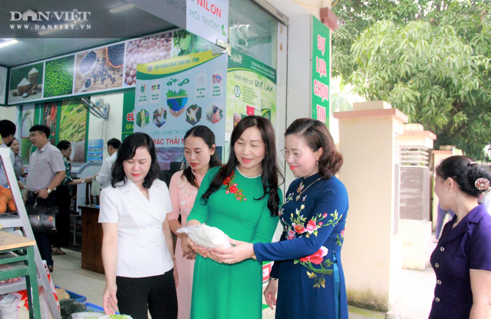 """Hội Nông dân Hà Tĩnh phát động phong trào """"Chống rác thải nhựa"""" - Ảnh 4."""