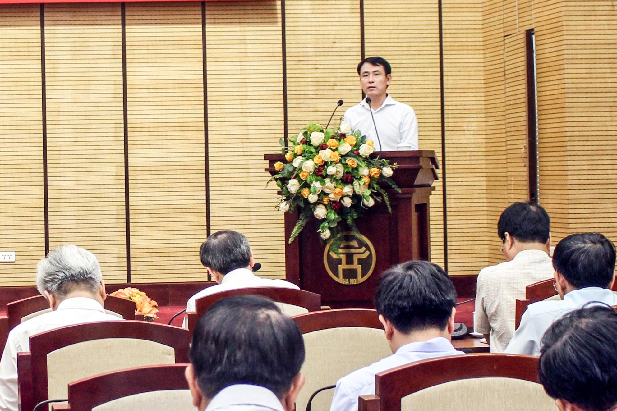 """Phòng, chống tham nhũng: Hà Nội xây dựng cán bộ liêm chính, xóa bỏ tình trạng """"xin - cho"""" - Ảnh 1."""